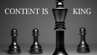 We All Know Content is King; It's Time to Stop Talking & Start Writing