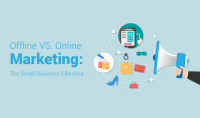 Online vs. Offline: Finding the Marketing Strategy that's Right for Your Company