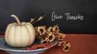 Having Trouble Feeling Gratitude? Practice Makes Perfect
