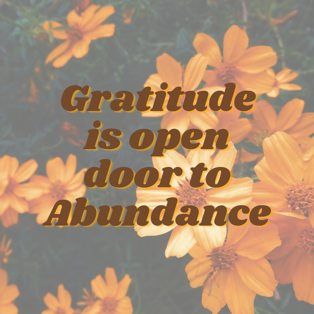 Gratitude Creates Far More than Happiness; It Creates Success and Wealth